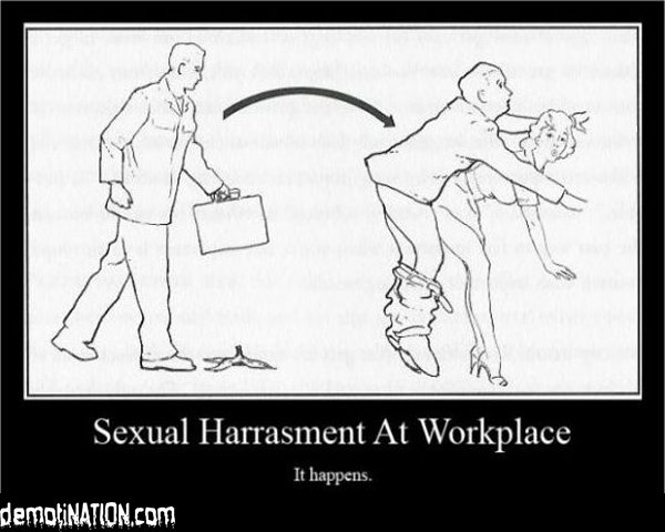 sexual harrasment workplace