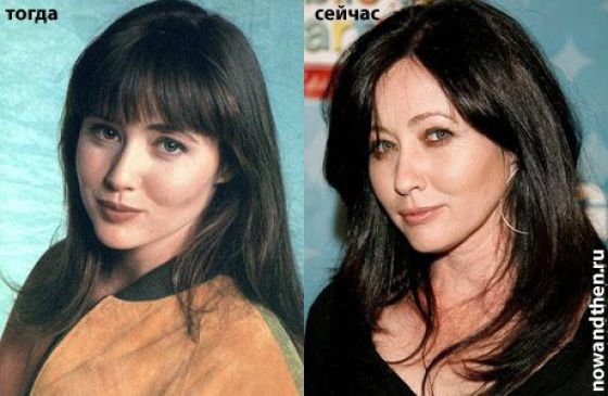 shannen doherty young
