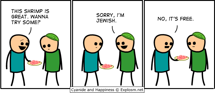shrimp - 19 cyanide and happiness