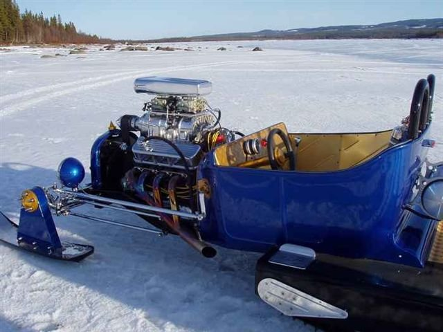 smb3 - now this is a snowmobile