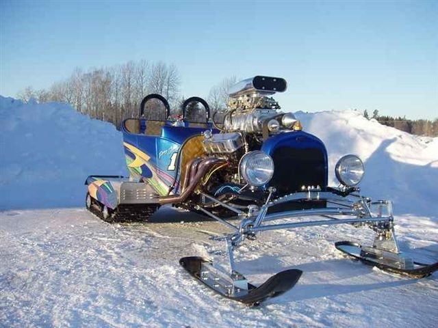 smb 1 - now this is a snowmobile