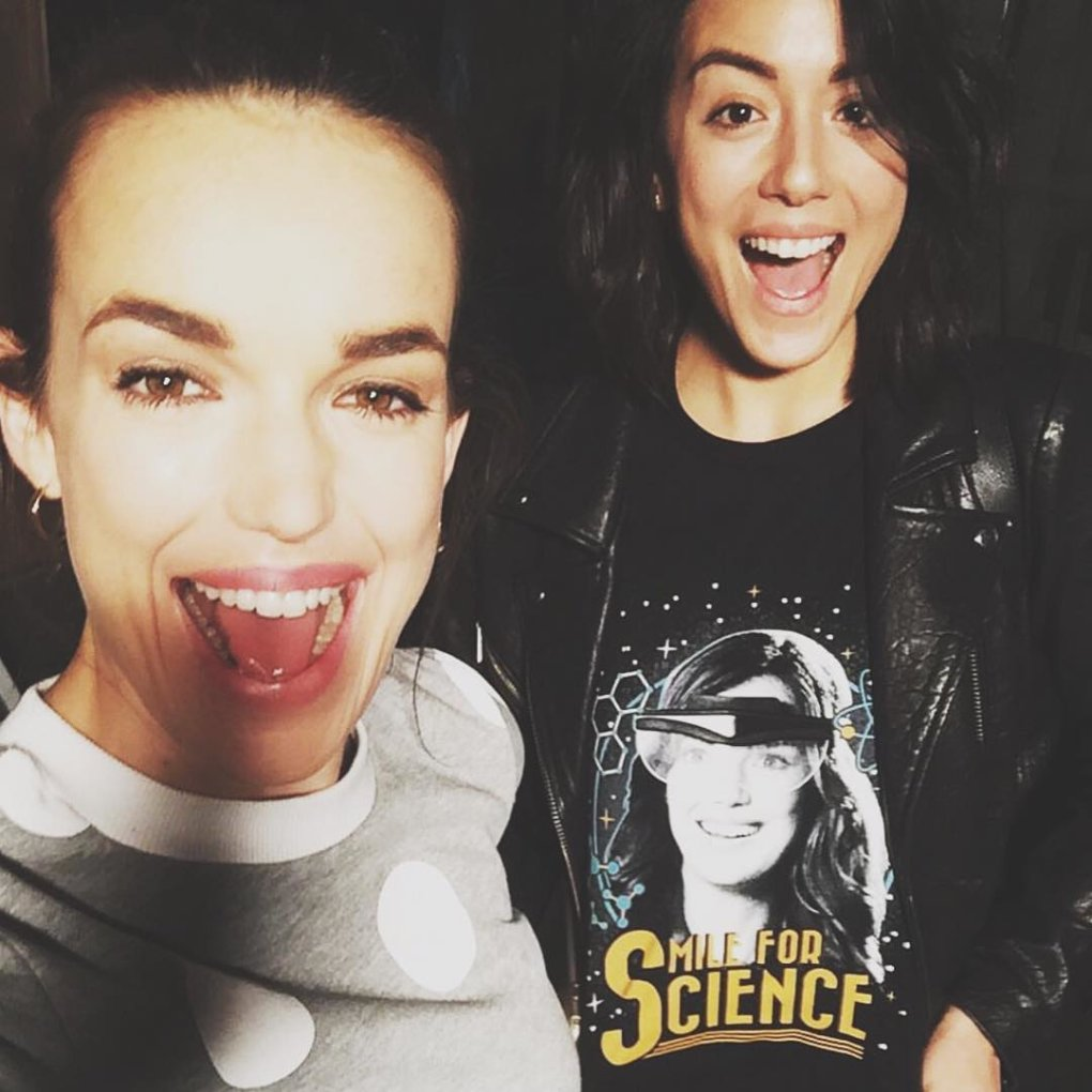 smile for science