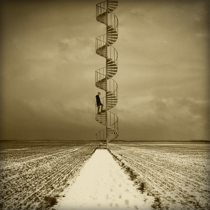 snurrtrappa - inside the mind of erik johansson photography...