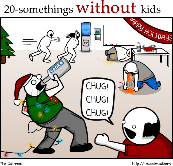 somethings without kids