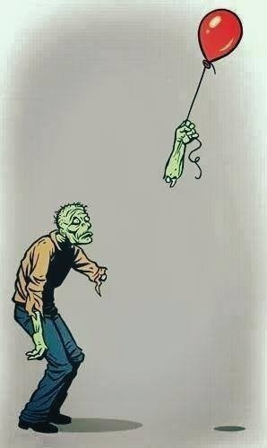sometimes feel sorry for zombies