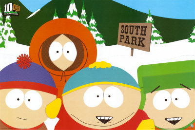 south park posters