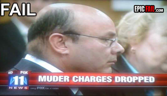 spelling fail murder charges