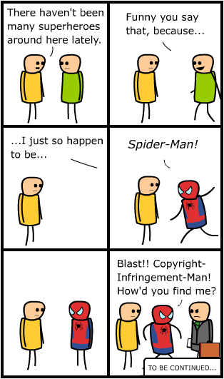 spidermanny6 - cyanide and happiness part 2