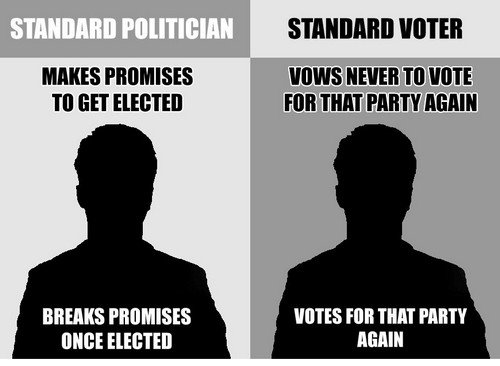standard2 - standard politician vs voter