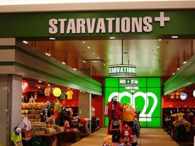 starvations - 25 totally bizarre shop names