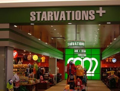 starvations - funny store names/signs
