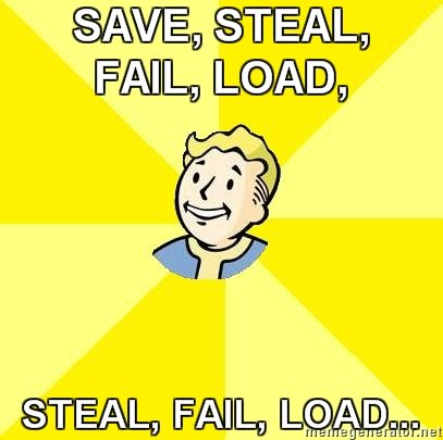 steal load