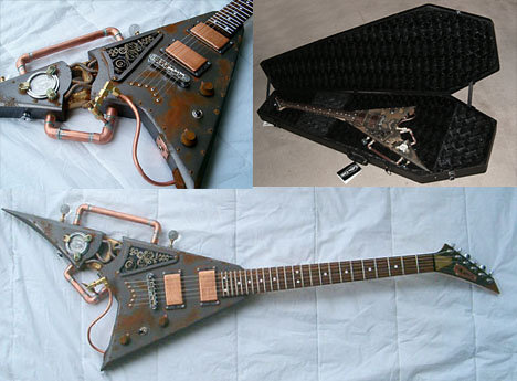 steampunkguitar - awsome pictures !!!!!!!!!!!!!