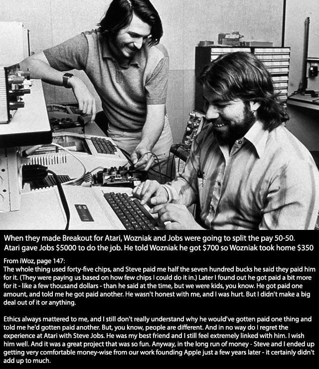 steve jobs genius but not always nicest guy around high