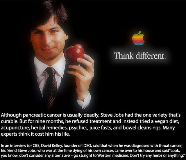 steve jobs genius but not always nicest guy around