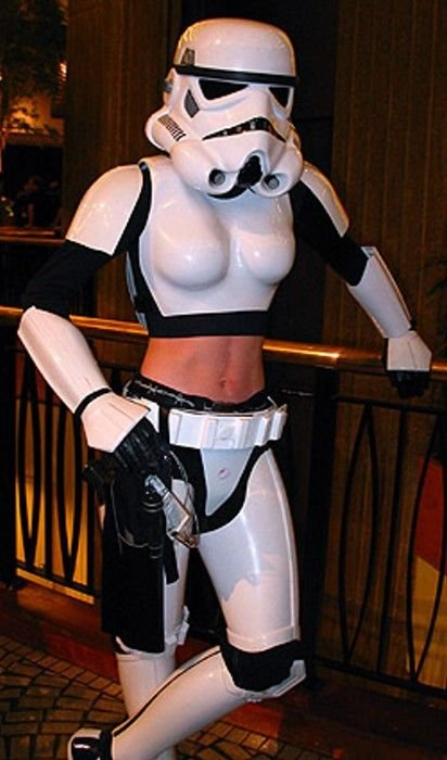 storm 14 - stormtroopers in everyday life