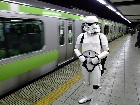 storm 15 - stormtroopers in everyday life