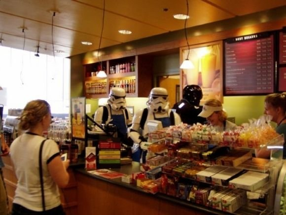 storm 22 - stormtroopers in everyday life
