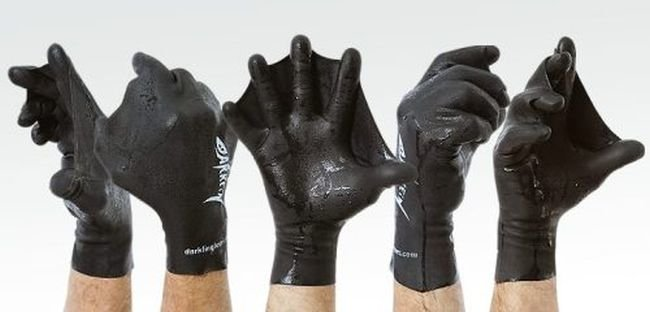 swimmers gloves