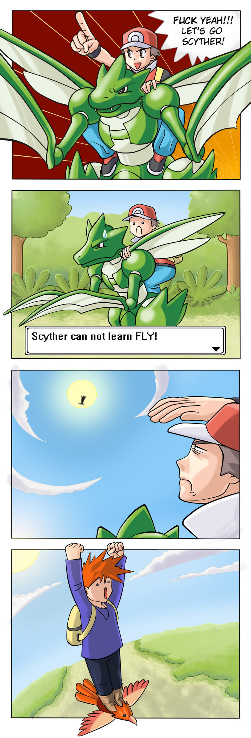 sycther fly