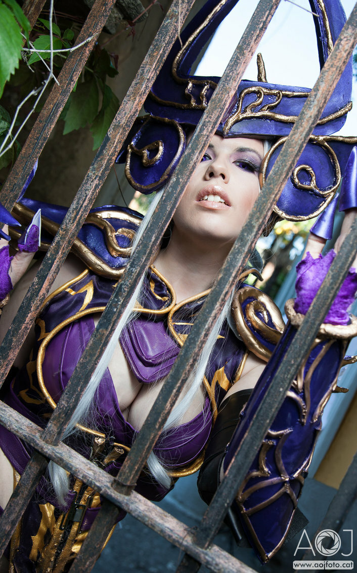 syndra sexy cosplay