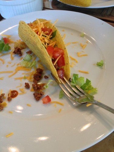 taco - these awesome food hacks will change how you eat