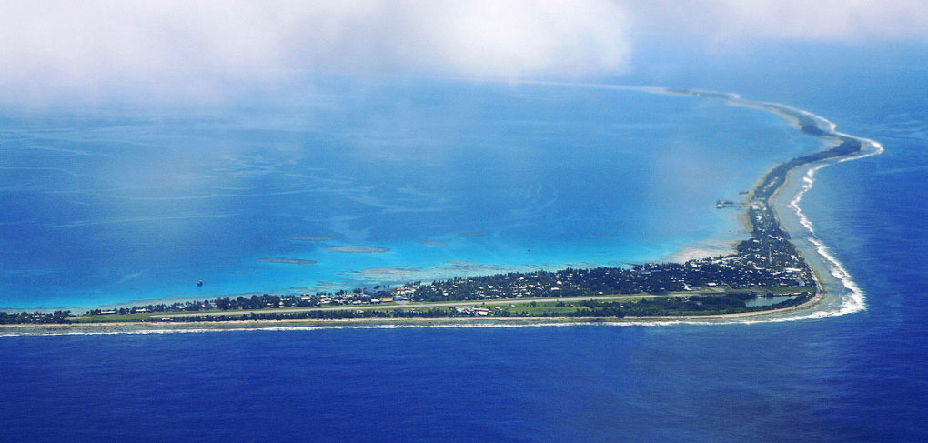 th smallest country world tuvalu