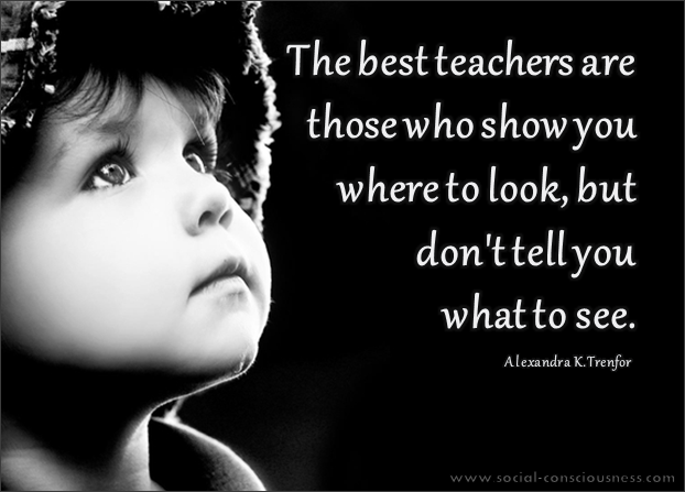 best teachers alexandra trenfor