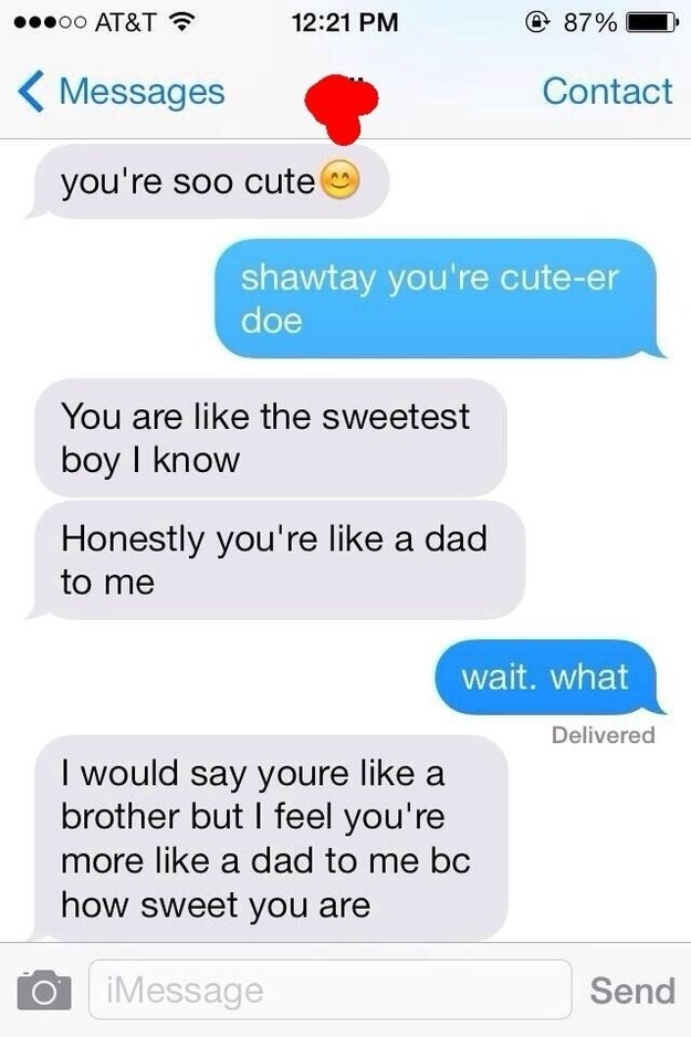 dad zoned