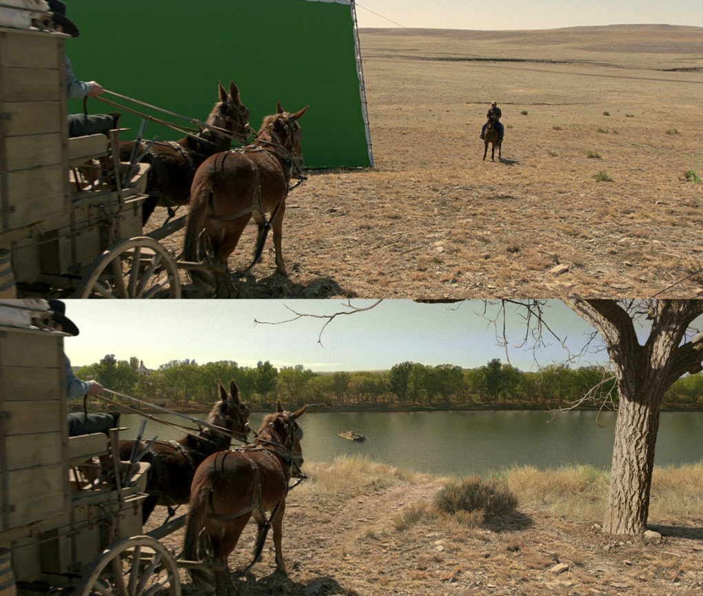 the homesman - would you watch these movies without any special effects?