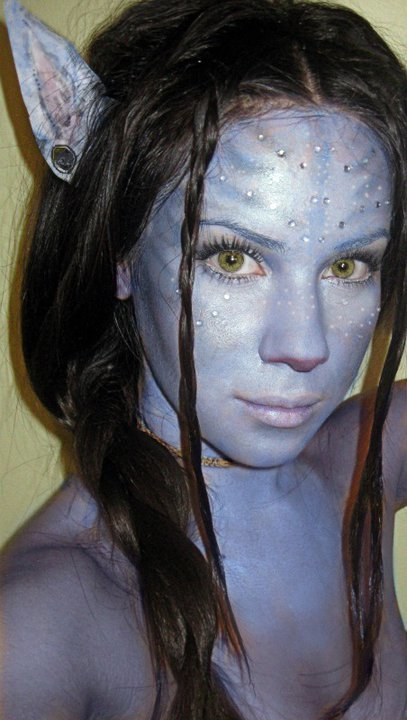 most attractive avatar costume will see today