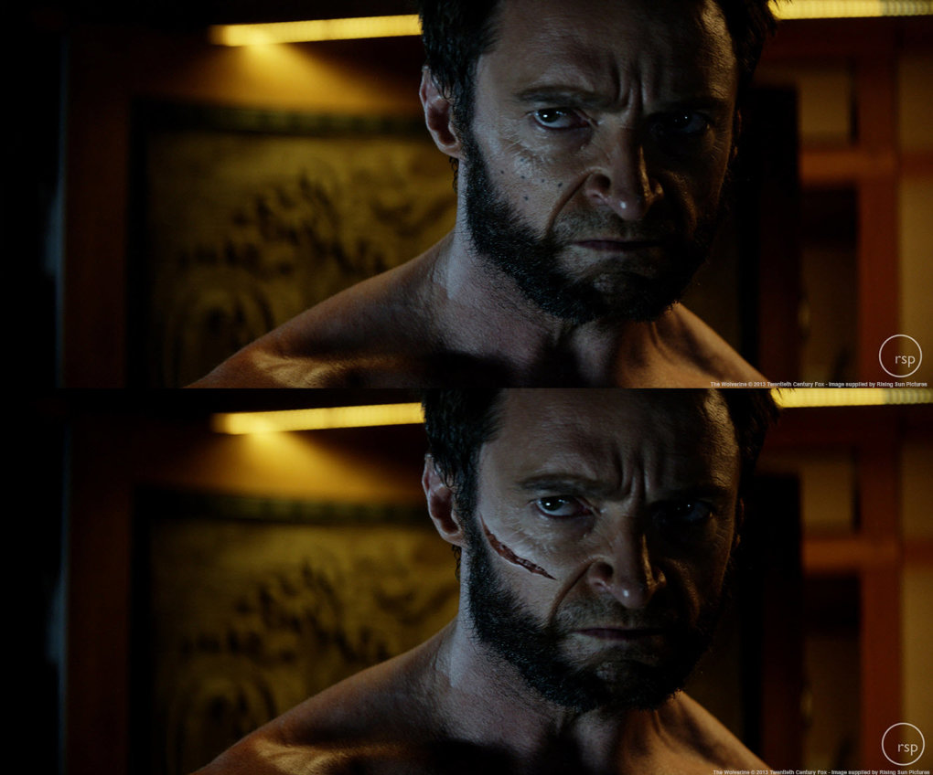 the wolverine - would you watch these movies without any special effects?