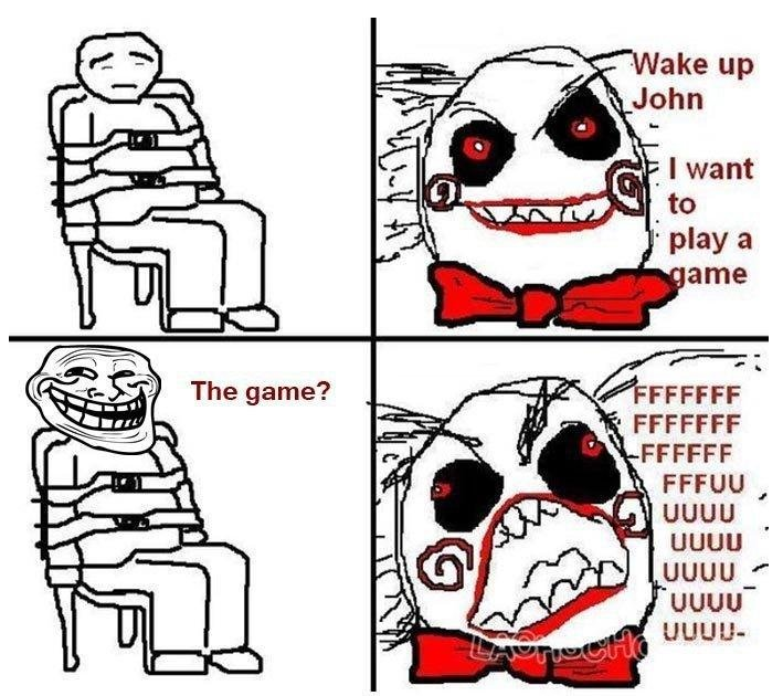 the game - more rage comics  ( 19 pics )