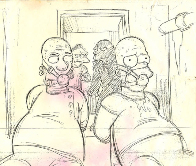 the simpsons in 640 02 - the simpsons in pulp fiction