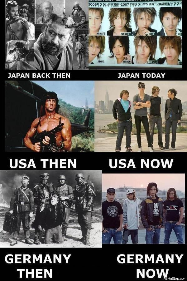 then and now1 - then and now