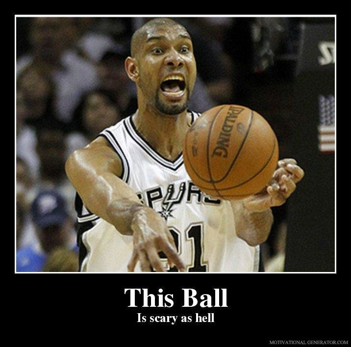 ball scary hell