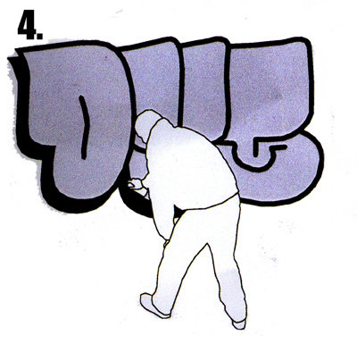 throwup4kn2 - the ultimate graffiti guide