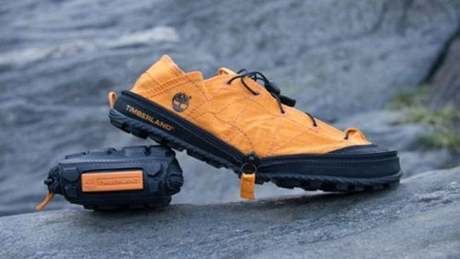 timberland portable shoes