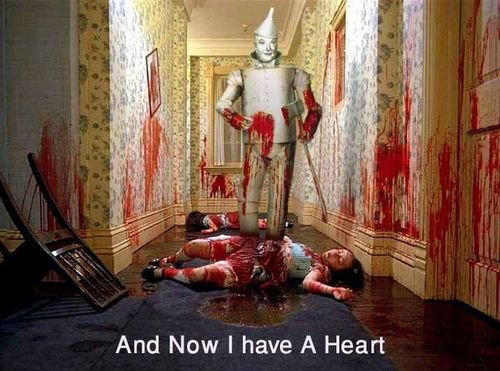 tinman now heart
