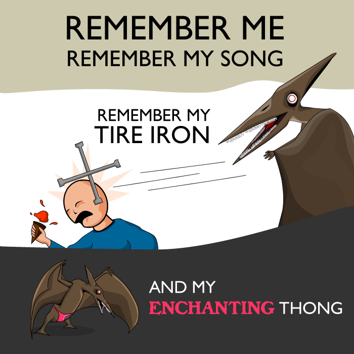 tire iron10 - the motherf!@#ing pterodactyl