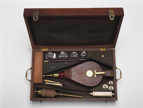 tobaccoenema - 20 scary old school surgical tools