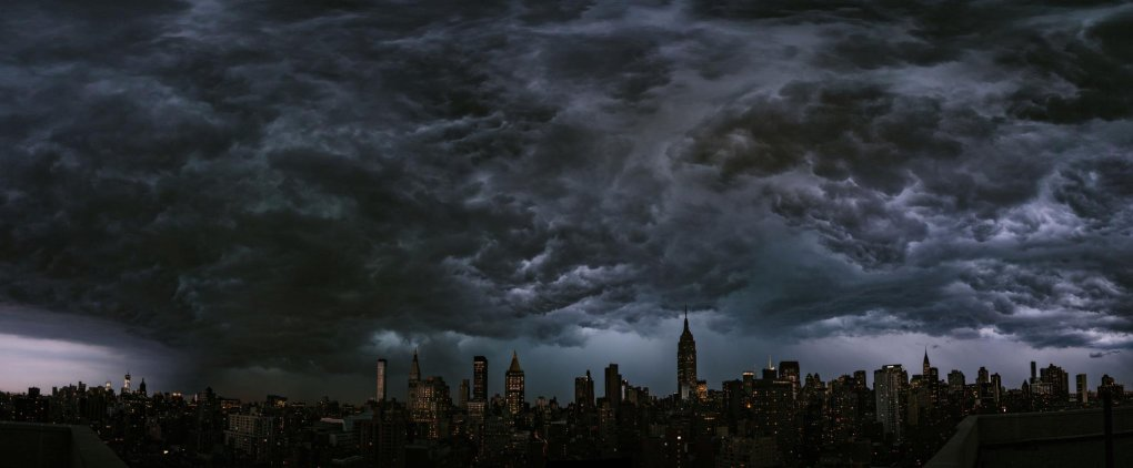 tonights storm nyc