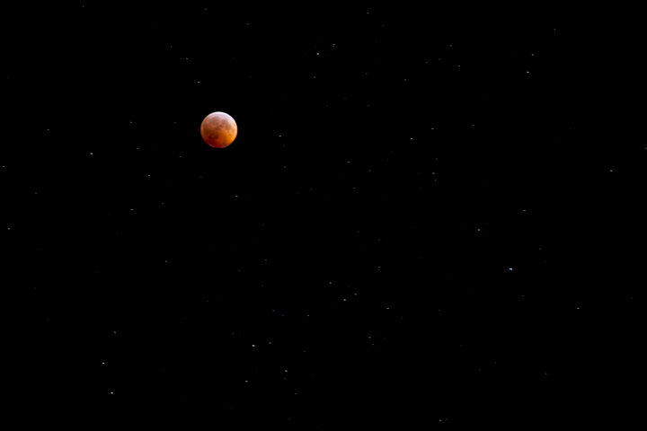 took picture eclipse