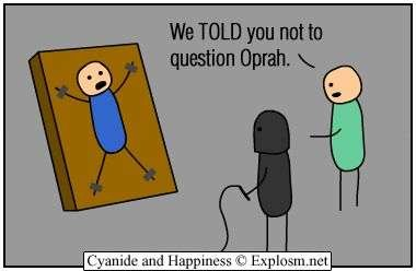 torture - even more cyanide and happiness