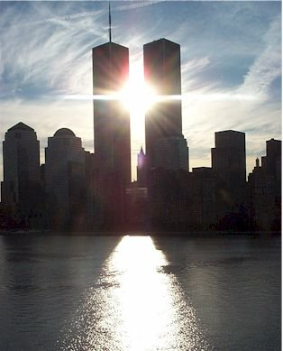 towers - the world trade center