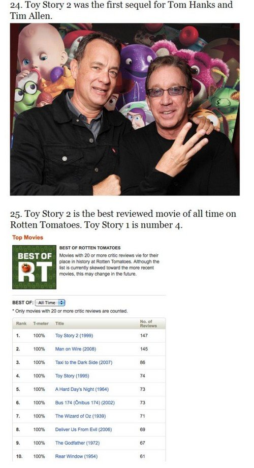 toystory13 - 33 things you probably didn't know about the toy story trilogy
