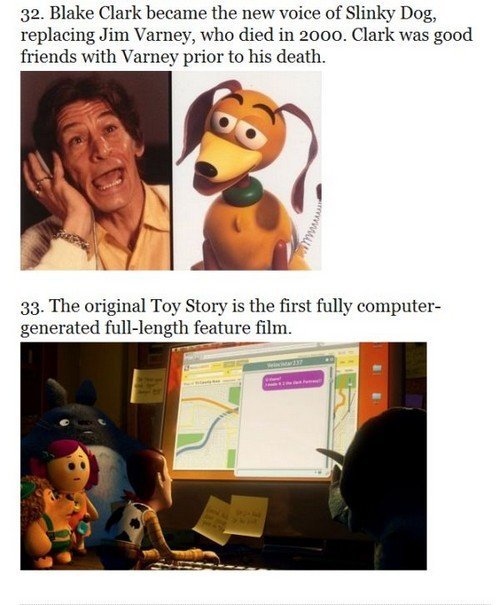 toystory17 - 33 things you probably didn't know about the toy story trilogy