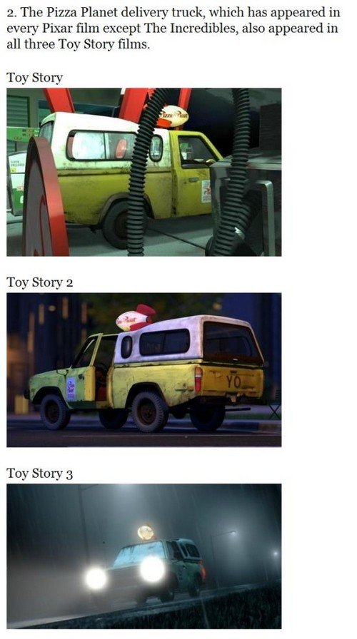 toystory2 - 33 things you probably didn't know about the toy story trilogy