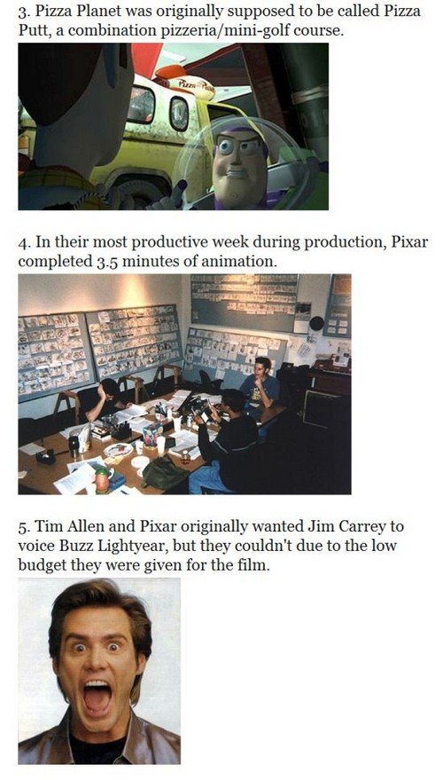 toystory3 - 33 things you probably didn't know about the toy story trilogy