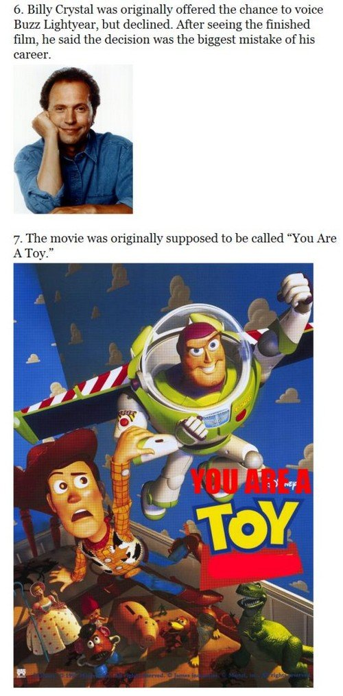 toystory4 - 33 things you probably didn't know about the toy story trilogy